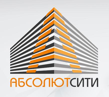 """Редизайн логотипа """"Абсолют-сити"""""""